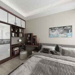 现代极简-卧室9