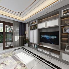 新中式-客厅2