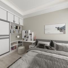 现代极简-卧室23