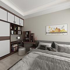现代极简-卧室15