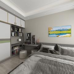 现代极简-卧室16