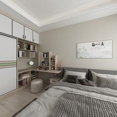 现代极简-卧室17