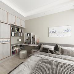 现代极简-卧室8