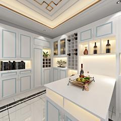 新中式-餐厅酒柜1