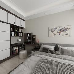 现代极简-卧室12