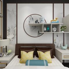 新中式-卧室1