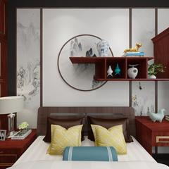 新中式-卧室10