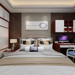 新中式-卧室8