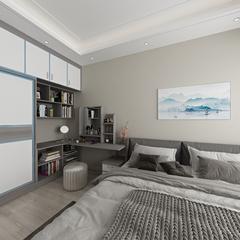 现代极简-卧室10