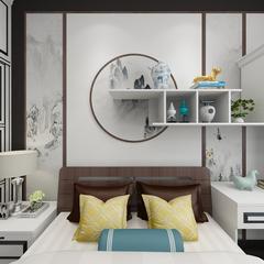 新中式-卧室7