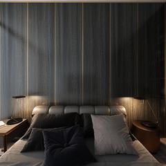 极简-卧室