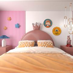 粉色8402------雪花白
